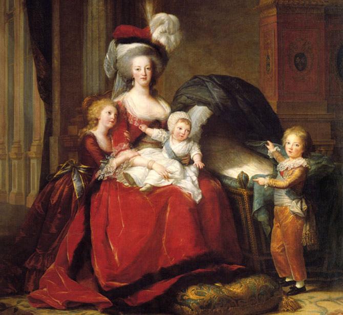 maria-antoinette-enfants