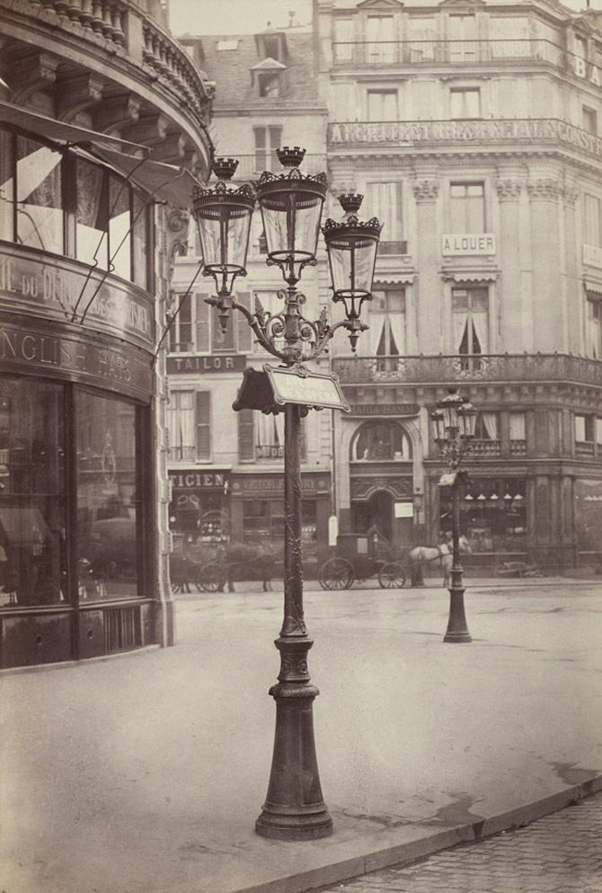 gas-lamps