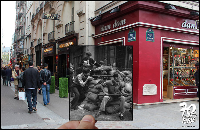 09-Paris-Liberation-1944-Huchette10