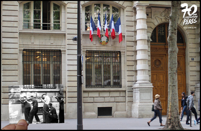 13-Paris-Liberation-1944-Prefecture5