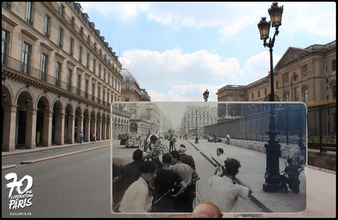 18-Paris-Liberation-1944-RivoliLouvre