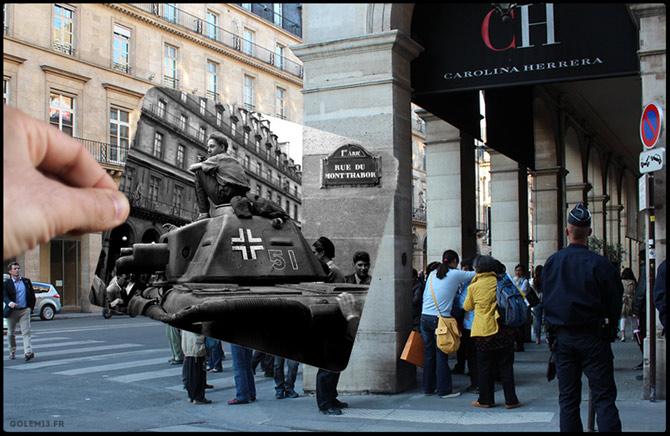39-Paris-Liberation-1944-Mont-thabor