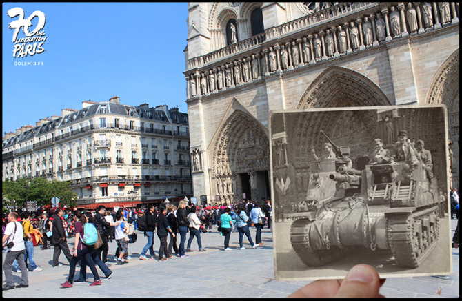 41-Paris-Liberation-1944-NotreDame8
