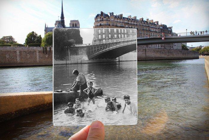 paris-Quai-dOrléans-Notre-Dame-1930