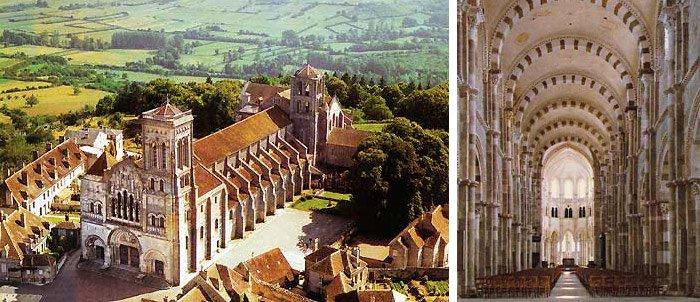 bourgogne-basilique-Vezelay