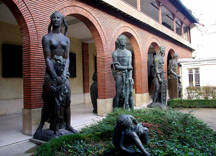 sculpture-Bourdelle