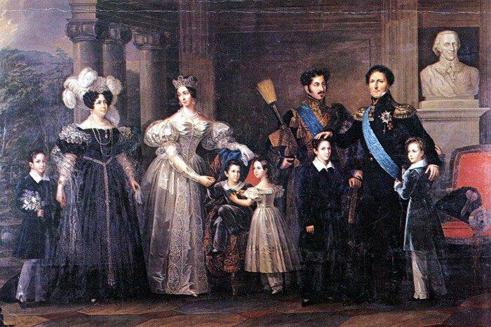 bernadotte-familie