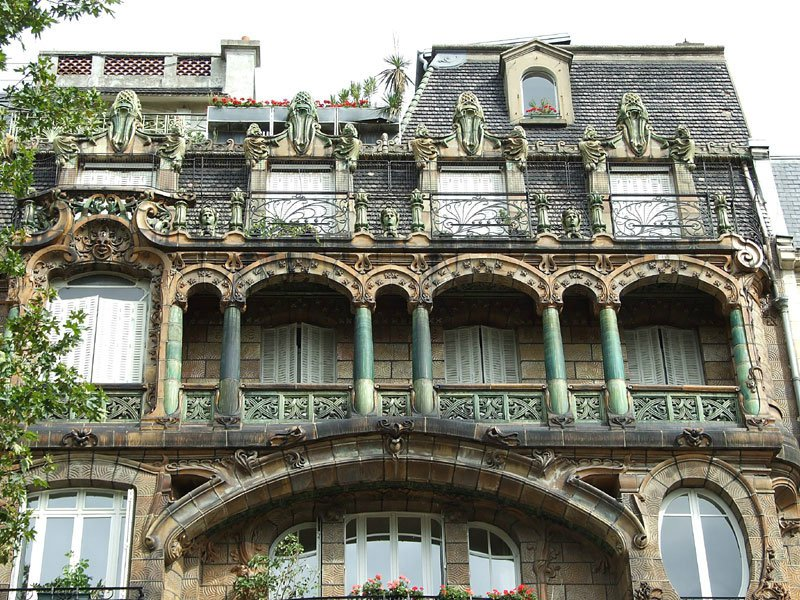 Дома парижа греция купить дом у моря недорого