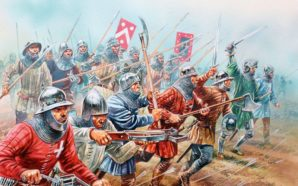 Agincourt-French-Peter-Dennis